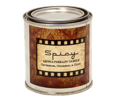 Spicy - Cardamom, Cinnamon & Clove Essential Oil