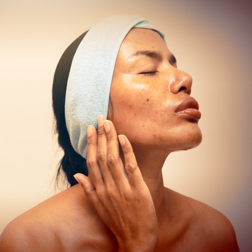Rose Geranium Cleansing  & Facial Massage Oil Safflower Apothecary