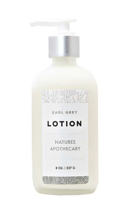 Earl Grey Lotion For Dry Skin | Silky, Nourished, & Hydrated Skin | Organic Safflower Hand, Face & Body Lotion| Sensitive Skin Formula | Handmade in USA | Simple Ingredients, Naturally Better Results by DAYSPA Body Basics