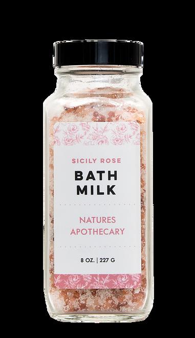 Sicily Rose Coconut Milk Bath - DAYSPA Body Basics