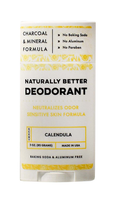 Calendula Naturally Better Deodorant _ DAYSPA Body Basics