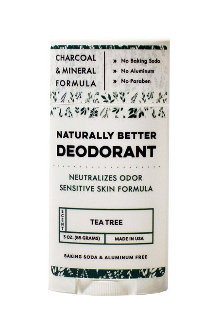 Tea Tree Natural Deodorant - DAYSPA Body Basics