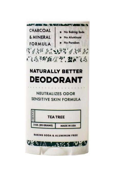 Tea Tree Natural Deodorant - DAYSPA Body Basics
