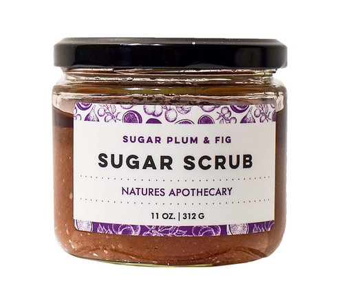 Sugar Plum & Fig Organic Sugar Scrub - DAYSPA Body Basics
