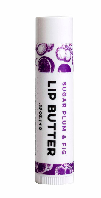 Sugar Plum & Fig Lip Balm – DAYSPA BODY BASICS