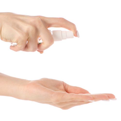 Unscented Hand Sanitizer   Kills 99% of Germs & Bacteria DAYSPA Body Basics