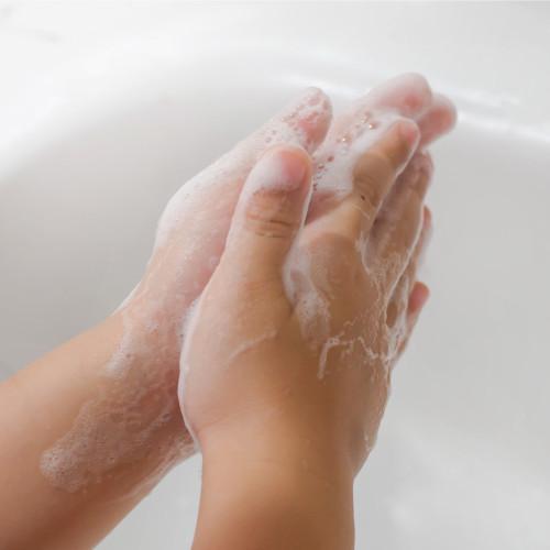 Foaming Bubbles Liquid Hand Soap - Naturally Kills Germs