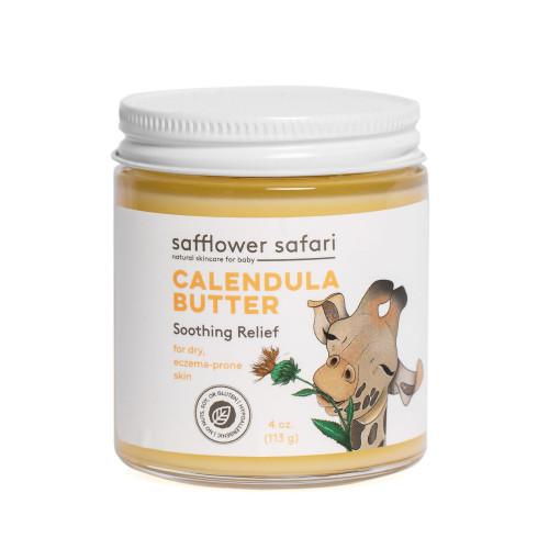 Calming Calendula Butter = Natures Apothecary for Ultra-Sensitive Baby Skin