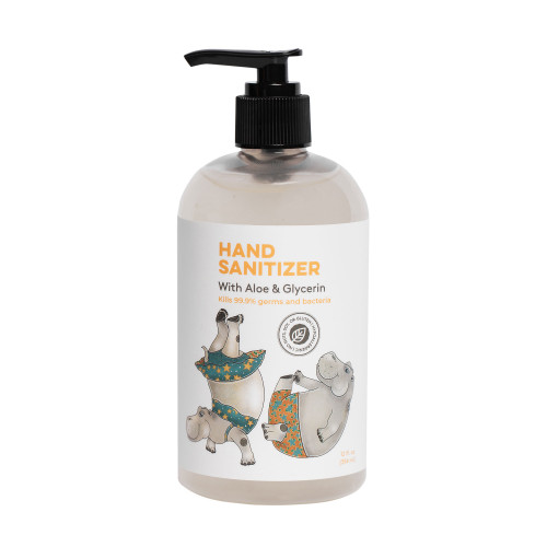 Hand Sanitizer Gel Perfect For Nursery  Kills 99% of Germs & Bacteria