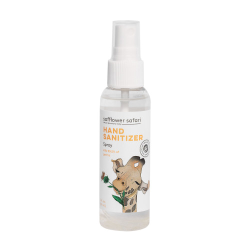 Lavender & Chamomile All Natural Hand Sanitizer | Kills 99% of Germs & Bacteria DAYSPA Body Basics