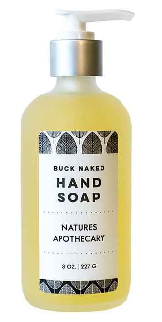 Buck Naked Liquid Soap - DAYSPA Body Basics