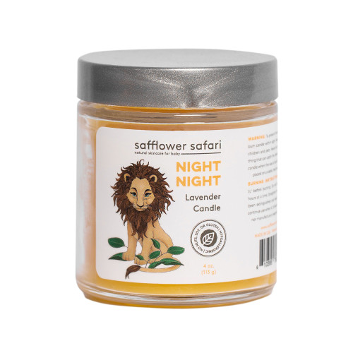 Night Night Aromatherapy Candle
