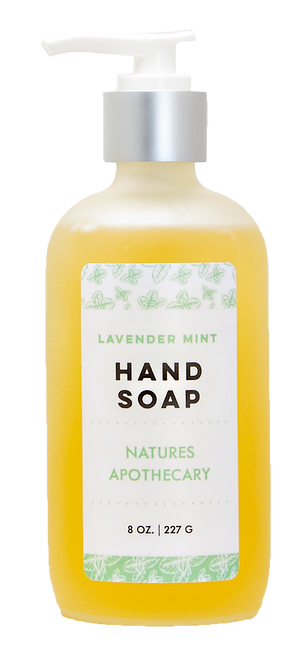 DAYSPA Body Basics Natures Apothecary Lavender Mint Hand Soap