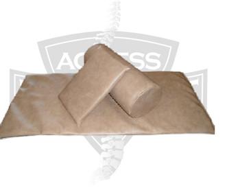 Spinalator Table Head Pillow, Leg Bolster & Top Pad Kit