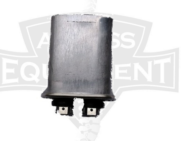 Spinalator Replacement Capacitor for Travel Motor - Metal 330 Volt