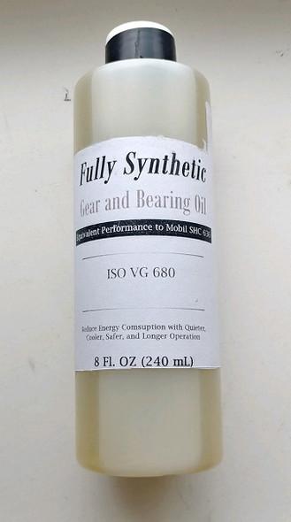 Spinalator Gear Box Oil Lube