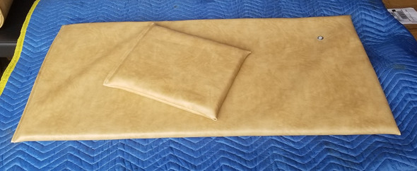 Spinalator Table Top Pad & Head Pillow Kit