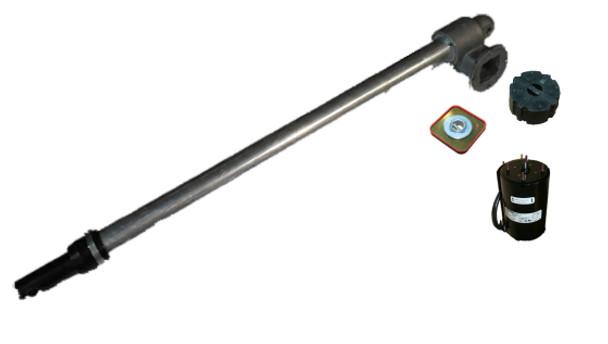 Spinalator Travel  Drive Motor and  Actuator KIT