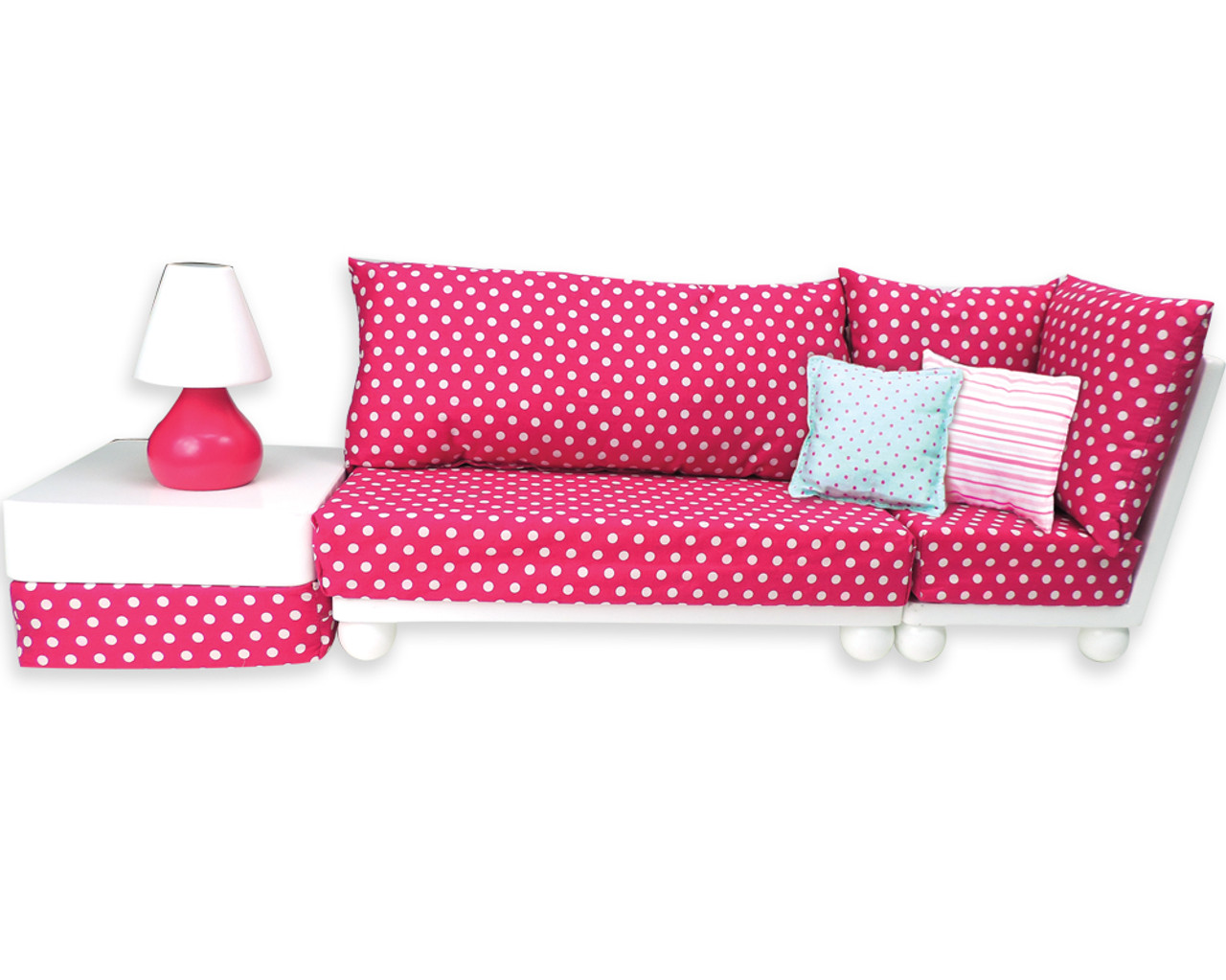 Surprising Love Seat Sofa Sectional Set For 18 Inch Dolls Evergreenethics Interior Chair Design Evergreenethicsorg