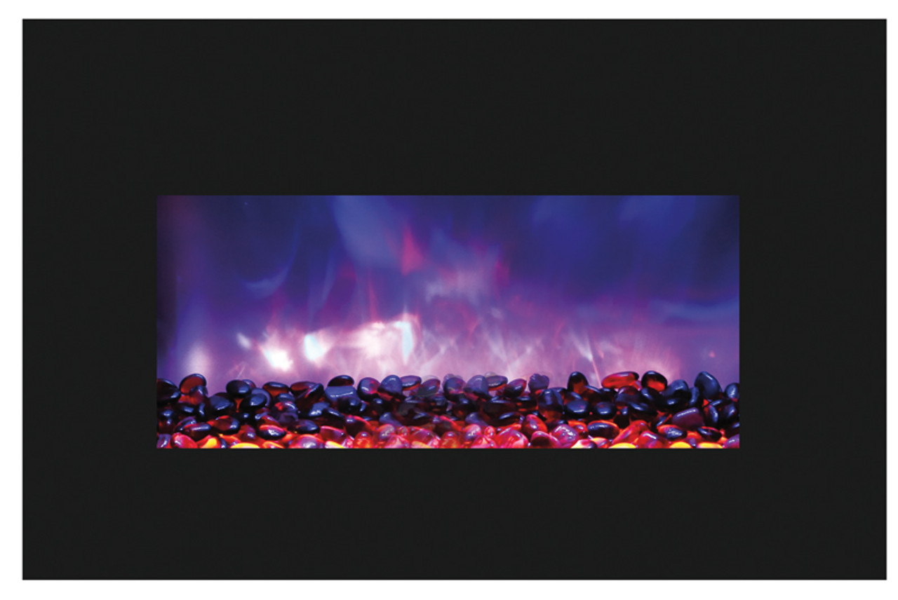 Electric Fireplace Insert By Amantii 30 Inches Wide