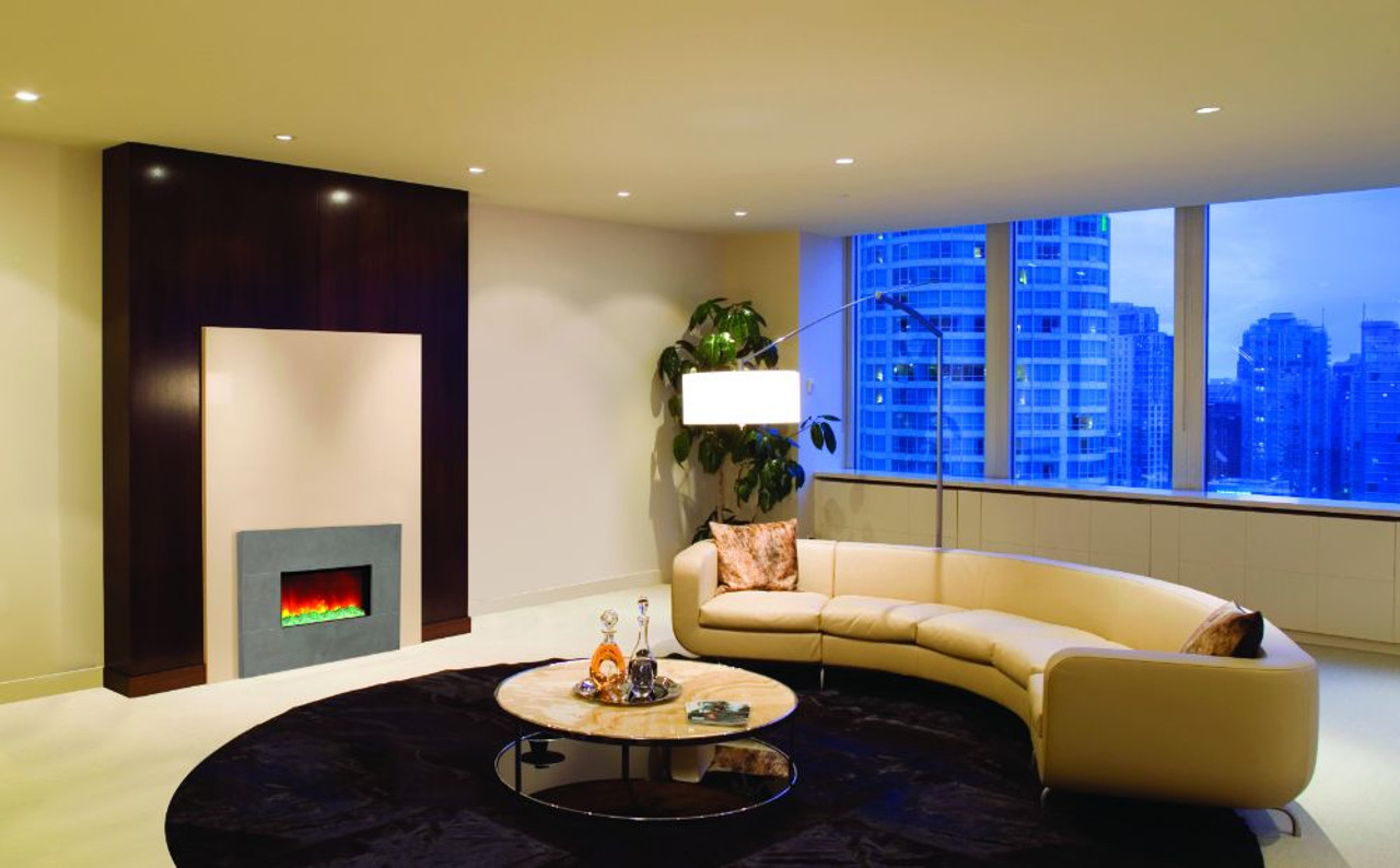 Amantii Blt In 38 Electric Fireplace