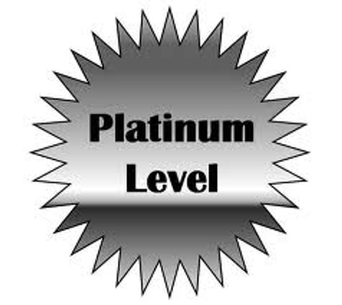 Platinum Package with Tooling and Parts