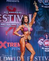 Violet Crystal Competition Bikini (CB155)