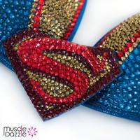 Superman Figure Competition Suit
