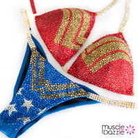 Wonder Woman Competition Bikini