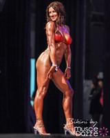 Red Competition Bikinix