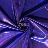 Purple Competition Bikini Spandex Fabric