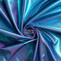 Purple/Blue Spandex