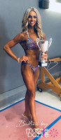 Figure Competition Posing Suit