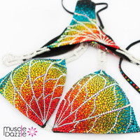 Swarovski Crystal Competition Bikini