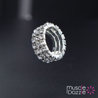 Crystal Rhinestone Ring | Bikini Competition Jewelry