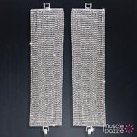 Loose Chain Bracelet | Bikini Competition Stage Jewelry