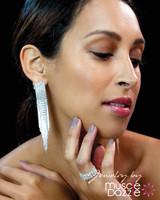 Chandelier Earrings | Crystal Bikini Competition Jewelry