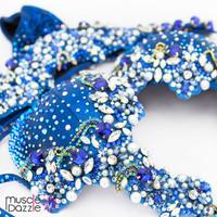 Blue Diva Competition Bikini