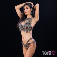 Dark WBFF Diva Bikini