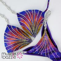 Rainbow Competition Bikini