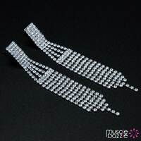Bikini Figure Fitness Competition Earrings