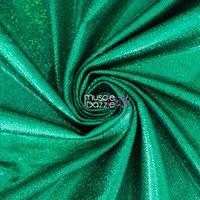 Green Hologram Spandex