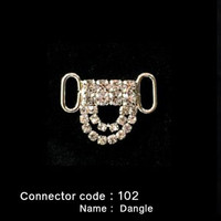 Middle Connector for Bikini Top - Dangle Style (102)
