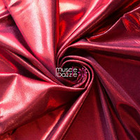 Burgundy Competition Bikini Spandex Fabric