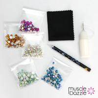 Competition bikini crystal repair kit