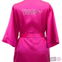 Pink Valentine's Edition Bikini Competition Robe