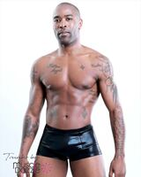 Men's Classic Physique Posing Trunks (TR101)