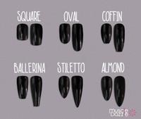 Available Nail Shapes