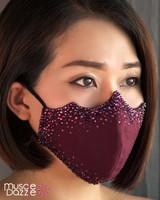 Crystal  Mask (FM002-DR)