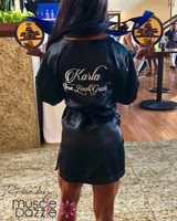 Personalized robe - Choose from 5 colors (RB202)